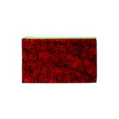 Arranged Flowers Love Cosmetic Bag (xs)