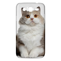 Cutefat Cat  Samsung Galaxy Mega 5 8 I9152 Hardshell Case