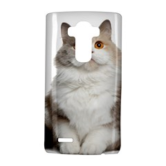 Cutefat Cat  Lg G4 Hardshell Case