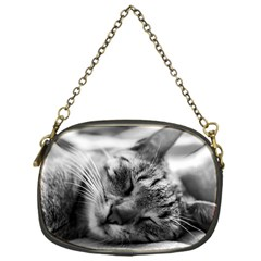 Adorable Animal Baby Cat Chain Purses (one Side)