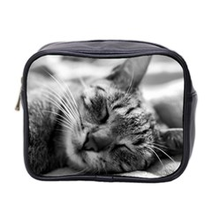 Adorable Animal Baby Cat Mini Toiletries Bag 2 Side