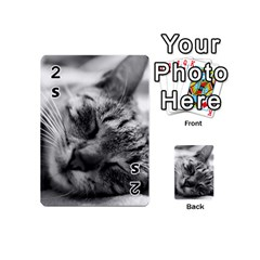 Adorable Animal Baby Cat Playing Cards 54 (mini)