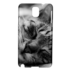 Adorable Animal Baby Cat Samsung Galaxy Note 3 N9005 Hardshell Case