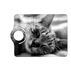 Adorable Animal Baby Cat Kindle Fire Hd (2013) Flip 360 Case