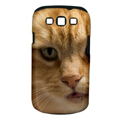 Animal Pet Cute Close Up View Samsung Galaxy S Iii Classic Hardshell Case (pc+silicone)
