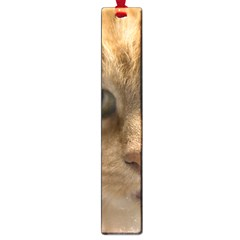 Animal Pet Cute Close Up View Large Book Marks