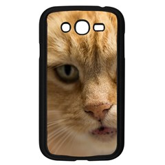 Animal Pet Cute Close Up View Samsung Galaxy Grand Duos I9082 Case (black)