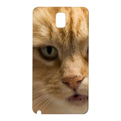 Animal Pet Cute Close Up View Samsung Galaxy Note 3 N9005 Hardshell Back Case