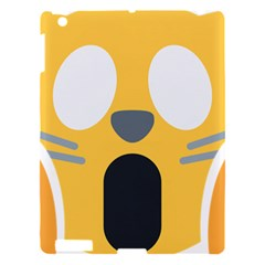 Cat Emoji  Apple Ipad 3/4 Hardshell Case