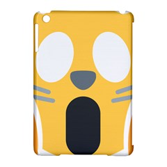 Cat Emoji  Apple Ipad Mini Hardshell Case (compatible With Smart Cover)