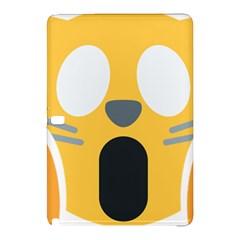 Cat Emoji  Samsung Galaxy Tab Pro 12 2 Hardshell Case