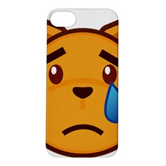 Cat Emoji Sad  Apple Iphone 5s/ Se Hardshell Case