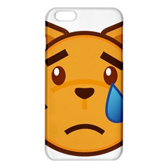 Cat Emoji Sad  Iphone 6 Plus/6s Plus Tpu Case