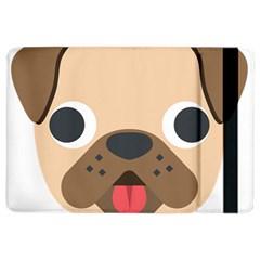 Dog Emojione Ipad Air 2 Flip
