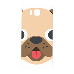 Dog Emojione Samsung Galaxy Alpha Hardshell Back Case