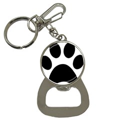 Paw Foot Print Button Necklaces