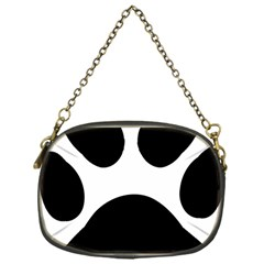 Paw Foot Print Chain Purses (one Side)