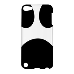 Paw Foot Print Apple Ipod Touch 5 Hardshell Case