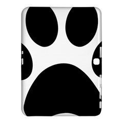 Paw Foot Print Samsung Galaxy Tab 4 (10 1 ) Hardshell Case