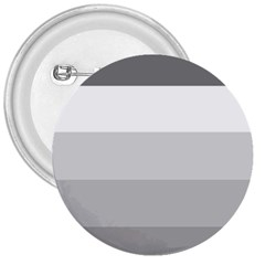 Elegant Shades Of Gray Stripes Pattern Striped 3  Buttons