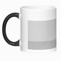 Elegant Shades Of Gray Stripes Pattern Striped Morph Mugs
