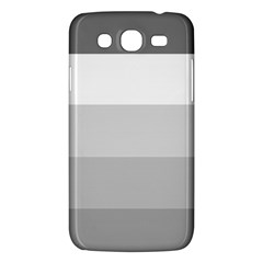 Elegant Shades Of Gray Stripes Pattern Striped Samsung Galaxy Mega 5 8 I9152 Hardshell Case