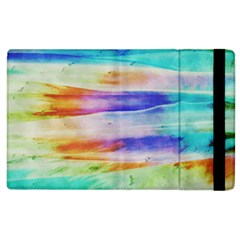 Background Color Splash Apple Ipad 3/4 Flip Case by goodart