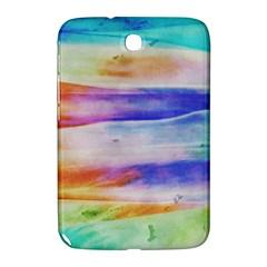 Background Color Splash Samsung Galaxy Note 8 0 N5100 Hardshell Case  by goodart