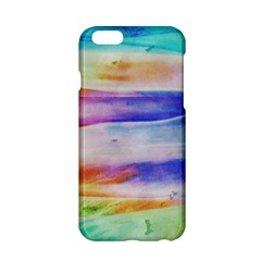 Background Color Splash Apple Iphone 6/6s Hardshell Case by goodart