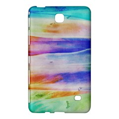 Background Color Splash Samsung Galaxy Tab 4 (7 ) Hardshell Case  by goodart