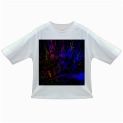 Color Splash Trail Infant/toddler T Shirts by goodart
