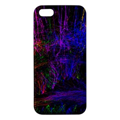 Color Splash Trail Iphone 5s/ Se Premium Hardshell Case