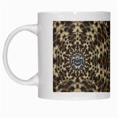 I Am Big Cat With Sweet Catpaws Decorative White Mugs by pepitasart