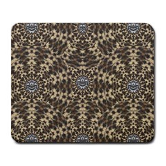 I Am Big Cat With Sweet Catpaws Decorative Large Mousepads