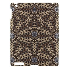 I Am Big Cat With Sweet Catpaws Decorative Apple Ipad 3/4 Hardshell Case