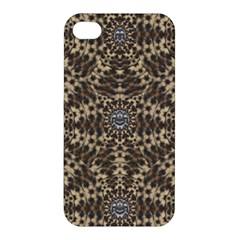 I Am Big Cat With Sweet Catpaws Decorative Apple Iphone 4/4s Premium Hardshell Case