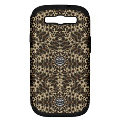I Am Big Cat With Sweet Catpaws Decorative Samsung Galaxy S Iii Hardshell Case (pc+silicone)