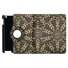 I Am Big Cat With Sweet Catpaws Decorative Apple Ipad 2 Flip 360 Case
