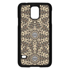I Am Big Cat With Sweet Catpaws Decorative Samsung Galaxy S5 Case (black)