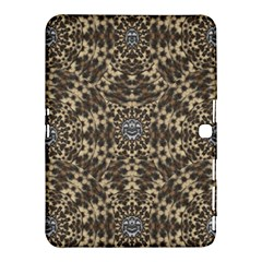 I Am Big Cat With Sweet Catpaws Decorative Samsung Galaxy Tab 4 (10 1 ) Hardshell Case