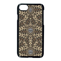 I Am Big Cat With Sweet Catpaws Decorative Apple Iphone 8 Seamless Case (black)