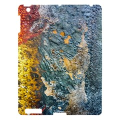 Colorful Abstract Texture  Apple Ipad 3/4 Hardshell Case