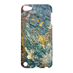 Colorful Abstract Texture  Apple Ipod Touch 5 Hardshell Case