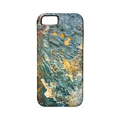 Colorful Abstract Texture  Apple Iphone 5 Classic Hardshell Case (pc+silicone)