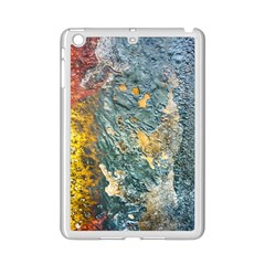 Colorful Abstract Texture  Ipad Mini 2 Enamel Coated Cases by dflcprints
