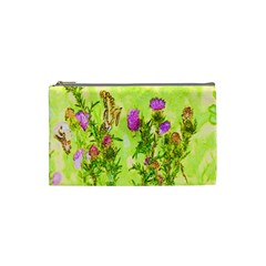 Butterflies Cosmetic Bag (small)