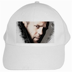 A Tribute To Jason Statham White Cap