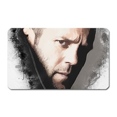 A Tribute To Jason Statham Magnet (rectangular)