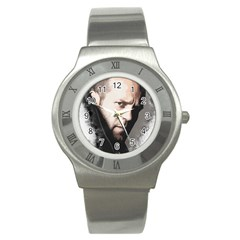 A Tribute To Jason Statham Stainless Steel Watch