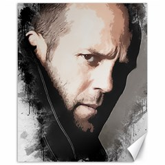 A Tribute To Jason Statham Canvas 16  X 20